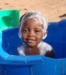 Bath time, Malawi