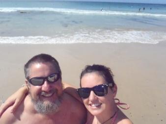Me & My Dad Rainbow Beach