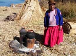 Peru: Lake Titicaca