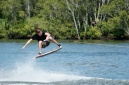 Gold Coast wakeskater Matt Rodgers