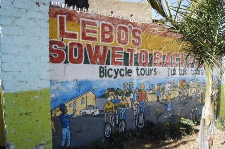 Cruising Soweto