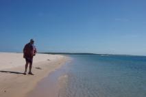 Benguerra Island nomad