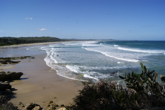 Sandon Beach, Yuraygir National Park